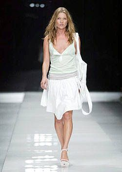 Burberry Prosum Spring 2004 Ready-to-Wear Collections 0001