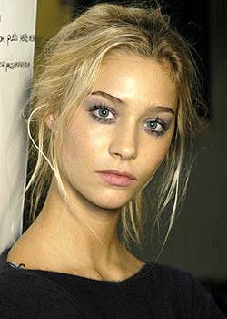 Blumarine Spring 2004 Ready-to-Wear Backstage 0001