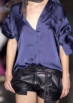 Haider Ackermann Spring 2004 Ready-to-Wear Detail 0001