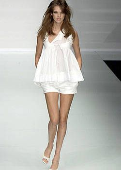 Byblos Spring 2004 Ready-to-Wear Collections 0001