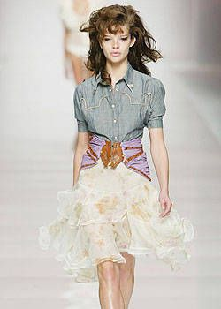 Sportmax Spring 2004 Ready-to-Wear Collections 0001