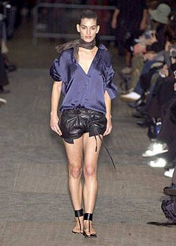 Haider Ackermann Spring 2004 Ready-to-Wear Collections 0001