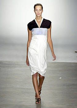 Zero by Maria Cornejo Spring 2004 Ready-to-Wear Collections 0001
