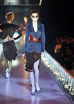 Fendi Spring 2004 Ready-to-Wear Collections 0001