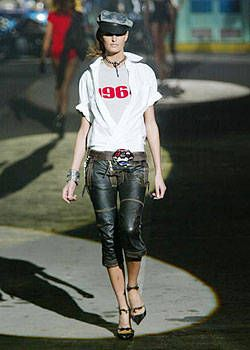 DSquared2 Spring 2004 Ready&#45&#x3B;to&#45&#x3B;Wear Collections 0003