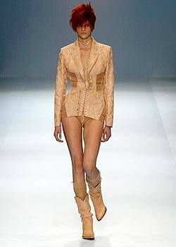 Jean Paul Gaultier Spring 2004 Ready-to-Wear Collections 0001