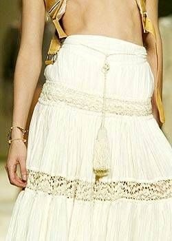 Givenchy Spring 2004 Ready-to-Wear Detail 0002