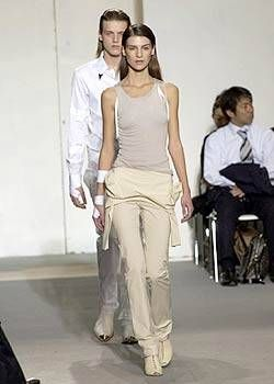 Helmut Lang Spring 2004 Ready-to-Wear Collections 0003