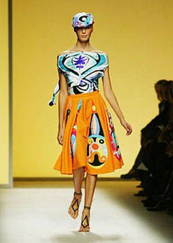 Pucci Spring 2004 Ready-to-Wear Collections 0001