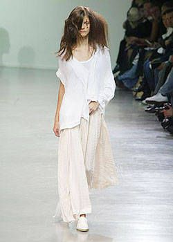 Y's Spring 2004 Ready-to-Wear Collections 0001