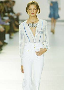 Chloe Spring 2004 Ready-to-Wear Collections 0001
