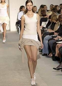 Helmut Lang Spring 2004 Ready-to-Wear Collections 0001