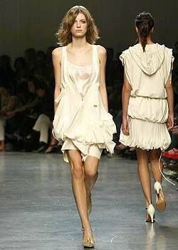 Martine Sitbon Spring 2004 Ready-to-Wear Collections 0001