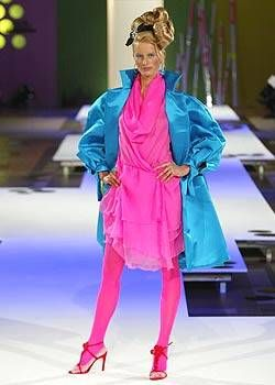Christian Lacroix Spring 2004 Haute Couture Collections 0001