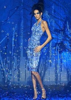 Franck Sorbier Spring 2004 Haute Couture Collections 0001