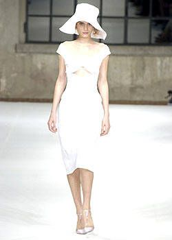 Luisa Beccaria Spring 2004 Ready-to-Wear Collections 0001