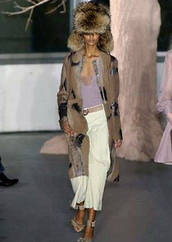Catherine Malandrino Fall 2004 Ready-to-Wear Collections 0001