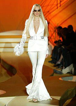 Versace Spring 2004 Haute Couture Collections 0001