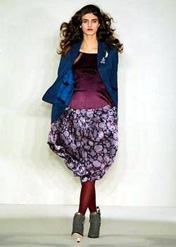 Rebecca Taylor Fall 2004 Ready-to-Wear Collections 0002