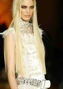 Versace Spring 2004 Haute Couture Detail 0002
