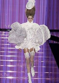 John Galliano Spring 2004 Ready-to-Wear Collections 0001