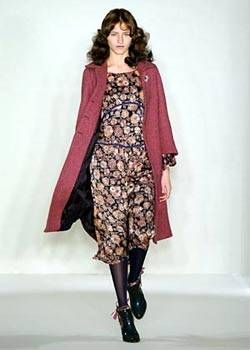 Rebecca Taylor Fall 2004 Ready-to-Wear Collections 0001