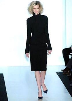 Monique Lhuillier Fall 2004 Ready-to-Wear Collections 0001