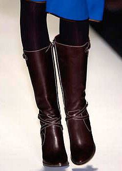 BCBG Fall 2004 Ready-to-Wear Detail 0001