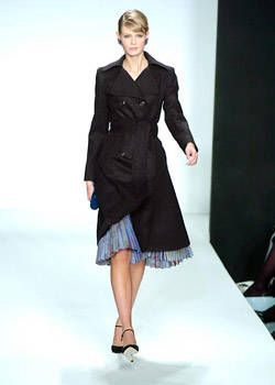Behnaz Sarafpour Fall 2004 Ready-to-Wear Collections 0001