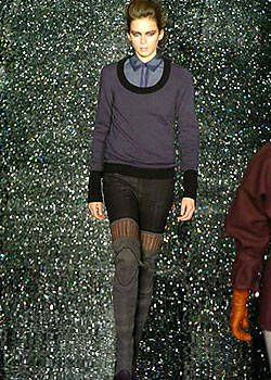 Proenza Schouler Fall 2004 Ready-to-Wear Collections 0002