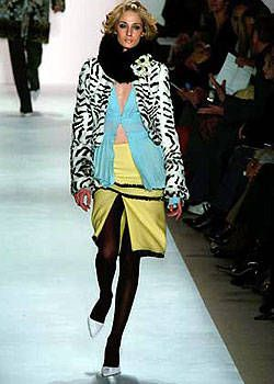 Tuleh Fall 2004 Ready-to-Wear Collections 0001