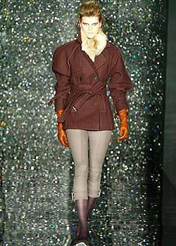Proenza Schouler Fall 2004 Ready-to-Wear Collections 0001