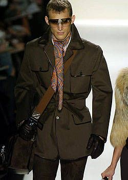 Michael Kors Fall 2004 Ready-to-Wear Collections 0002