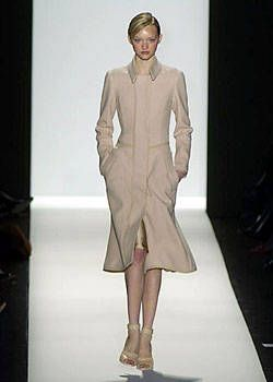 Narciso Rodriguez Fall 2004 Ready&#45&#x3B;to&#45&#x3B;Wear Collections 0001