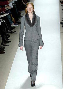Badgley Mischka Fall 2004 Ready-to-Wear Collections 0001