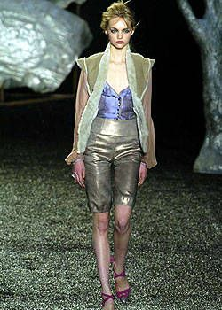 Zac Posen Fall 2004 Ready-to-Wear Collections 0001