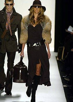 Michael Kors Fall 2004 Ready-to-Wear Collections 0001