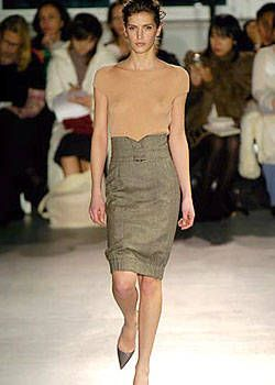 Roland Mouret Fall 2004 Ready-to-Wear Collections 0002