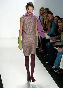 Peter Som Fall 2004 Ready-to-Wear Collections 0001