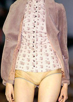 FrostFrench Fall 2004 Ready-to-Wear Detail 0003