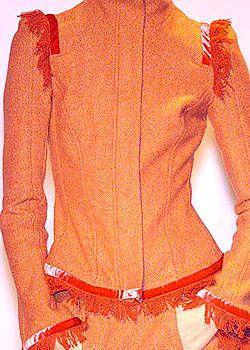 Diane von Furstenberg Fall 2004 Ready-to-Wear Detail 0001