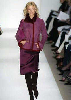 Oscar de la Renta Fall 2004 Ready-to-Wear Collections 0001