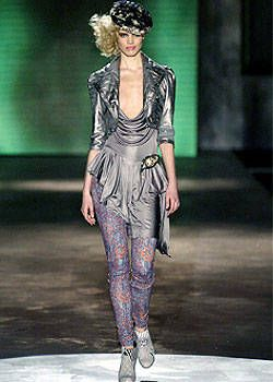 Just Cavalli Fall 2004 Ready-to-Wear Collections 0001