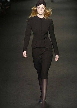 Alessandro Dell'Acqua Fall 2004 Ready-to-Wear Collections 0001