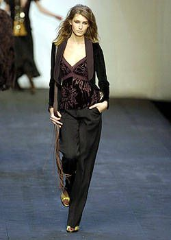 Anna Molinari Fall 2004 Ready-to-Wear Collections 0003