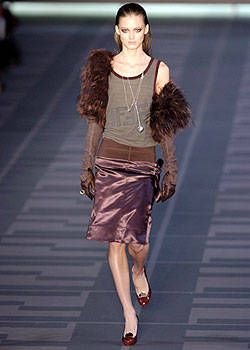Fendi Fall 2004 Ready-to-Wear Collections 0001