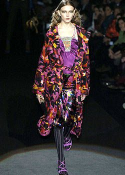Etro Fall 2004 Ready-to-Wear Collections 0001
