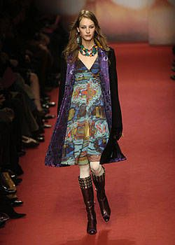 Pollini Fall 2004 Ready-to-Wear Collections 0001
