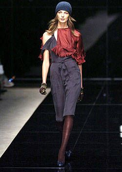 Burberry Prorsum Fall 2004 Ready-to-Wear Collections 0001