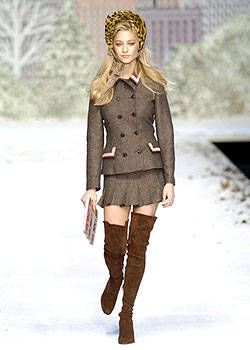 Blugirl Fall 2004 Ready-to-Wear Collections 0001
